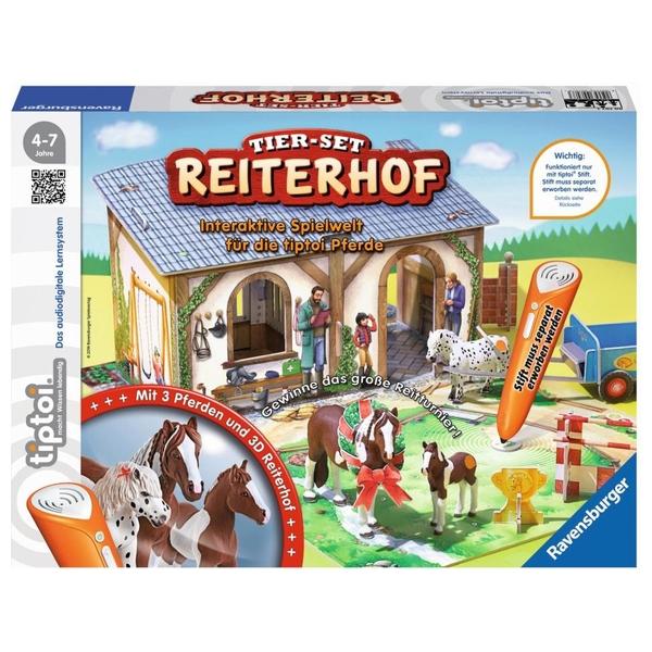 Ravensburger - tiptoi Spielset: Reiterhof