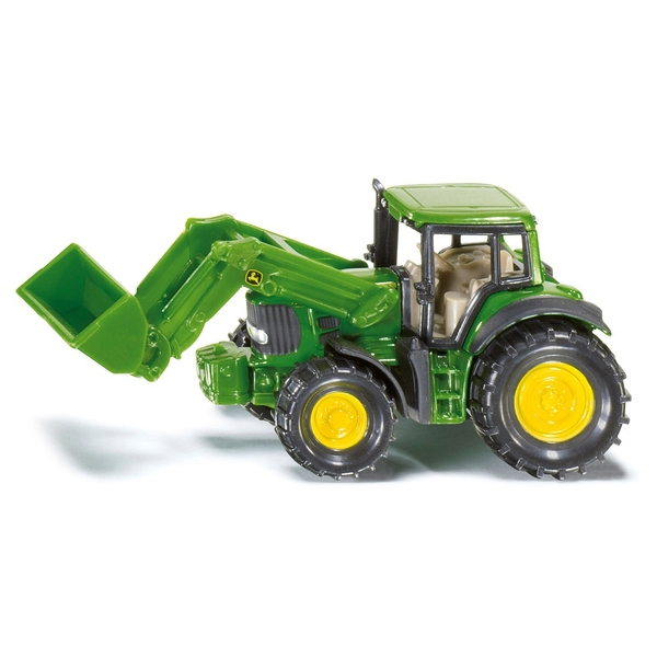 SIKU Super - 1341: Traktor John Deere mit Frontlader