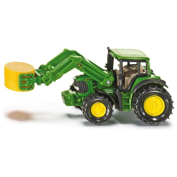 SIKU Super - 1379: Traktor mit Ballenzange