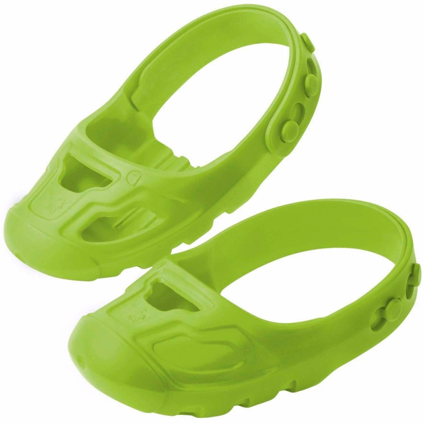 BIG- Bobby Car: Schuhschoner, grün