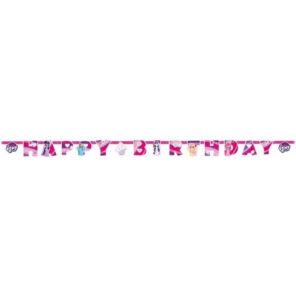 My Little Pony - Partykette, Happy Birthday