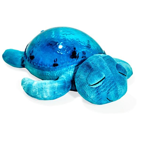 Cloud B Tranquil Turtle Nachtlicht und Beruhigungsfigur Schildkröte blau | Smyths Toys Superstores