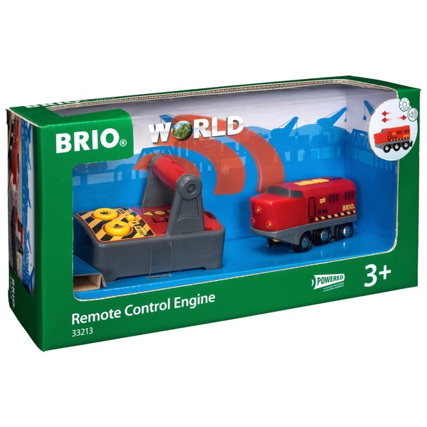 BRIO - IR-Frachtlok