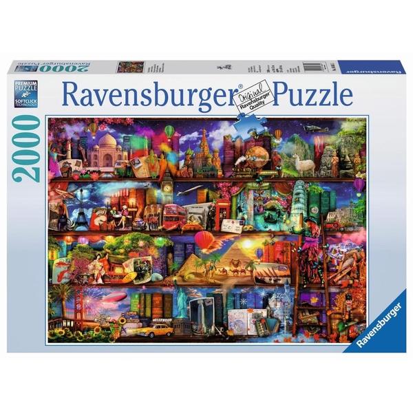 Stimmungsvolles London Puzzles & Geduldspiele Puzzle 2000 Teile Spiel Deutsch 2017