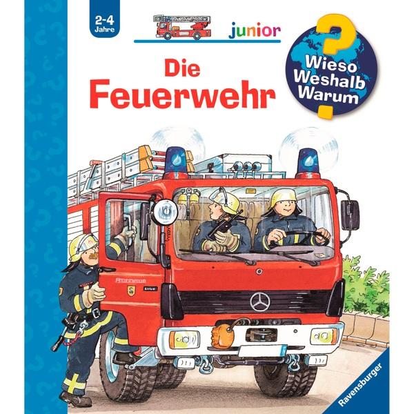Ravensburger - Wieso? Weshalb? Warum? Junior: Die Feuerwehr