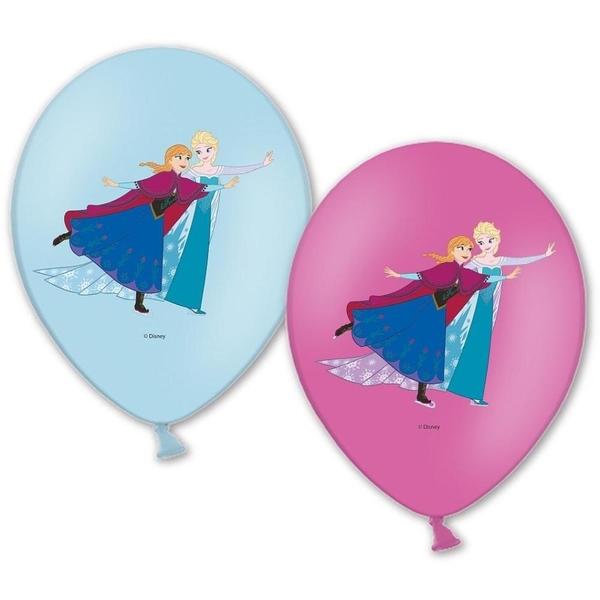 Disney Die Eiskönigin - Latexballons, 6 Stk.