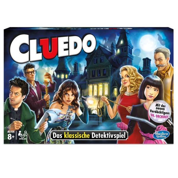 Cluedo: Das klassische Detektivspiel, Edition 2016