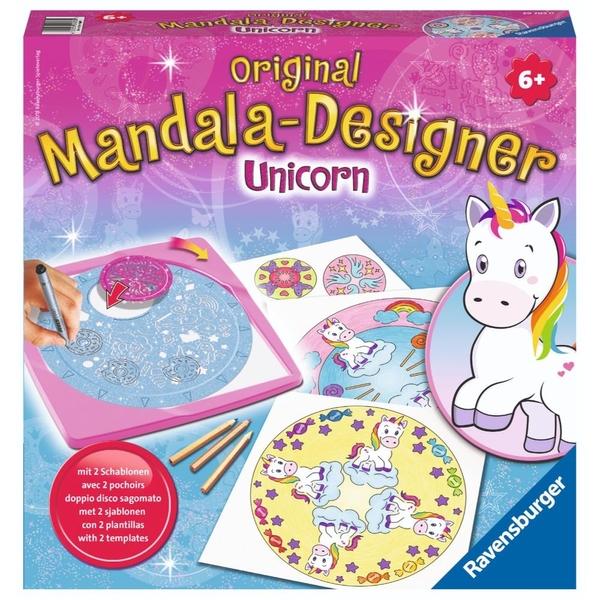 Ravensburger - Mandala-Designer: Unicorn