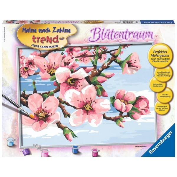 Ravensburger - Malen nach Zahlen: Blütentraum