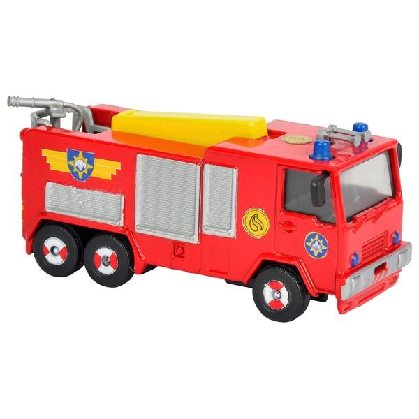 Dickie Toys - Feuerwehrmann Sam: Einsatzfahrzeuge Feuerwehrauto Phönix