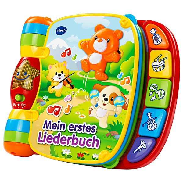 SongbookRed First My Educational Vtech Germania Toys hQsdtr