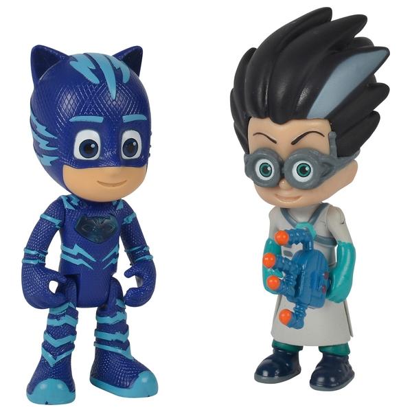 PJ Masks - Figurenset Catboy und Romeo