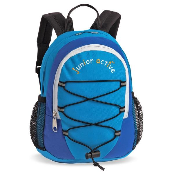 Kinderrucksack Junior Active, sortiert
