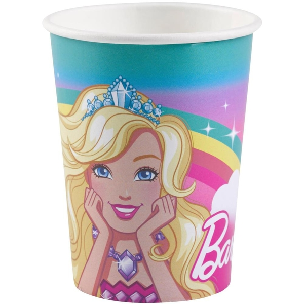 Barbie - Dreamtopia: 8 Becher
