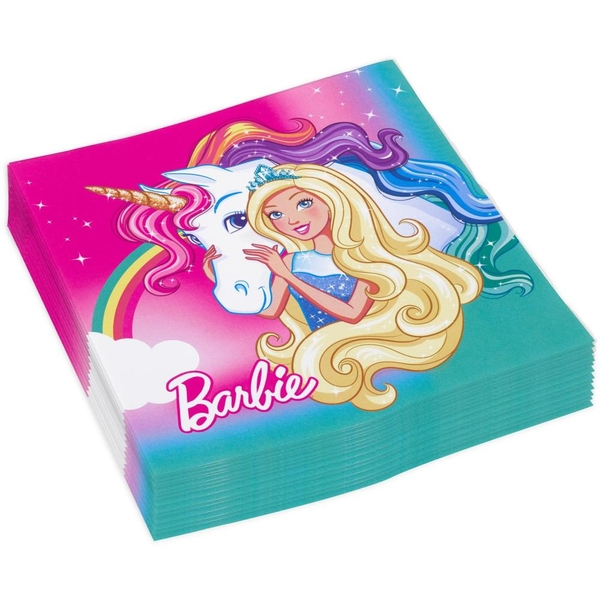 Barbie - Dreamtopia: 20 Servietten