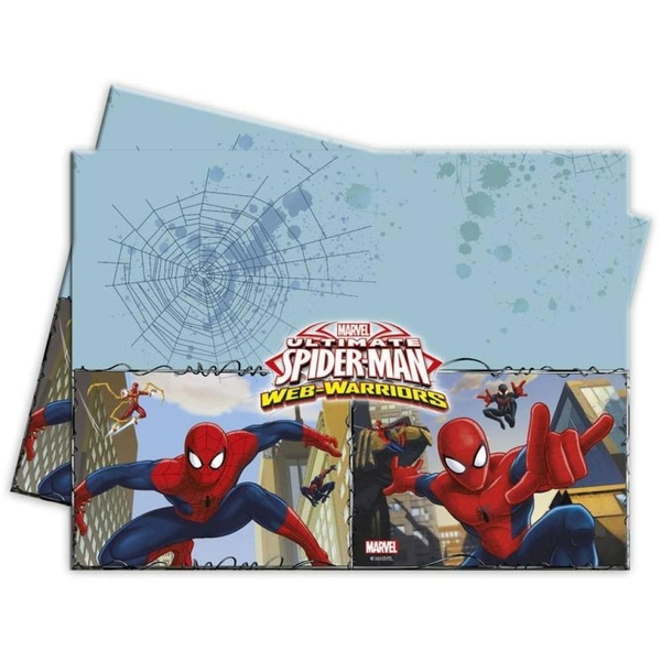 Ultimate Spider-Man Web Warriors - Tischdecke