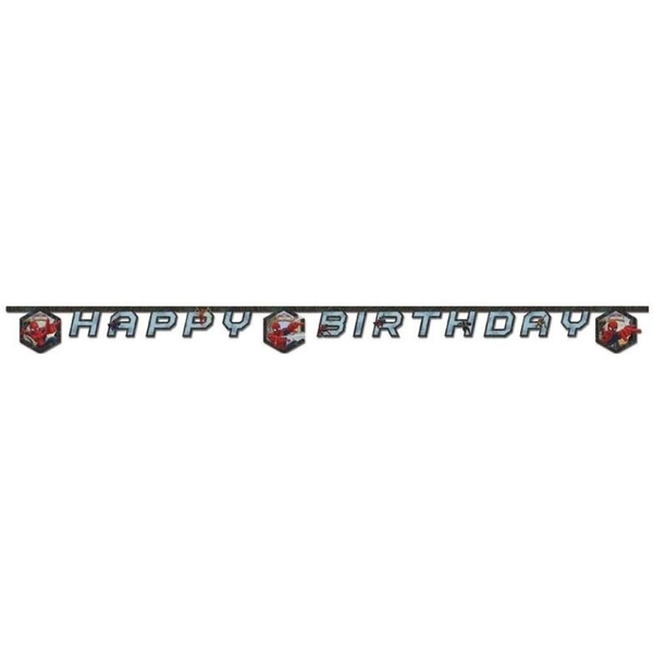 Ultimate Spider-Man Web Warriors - Partykette