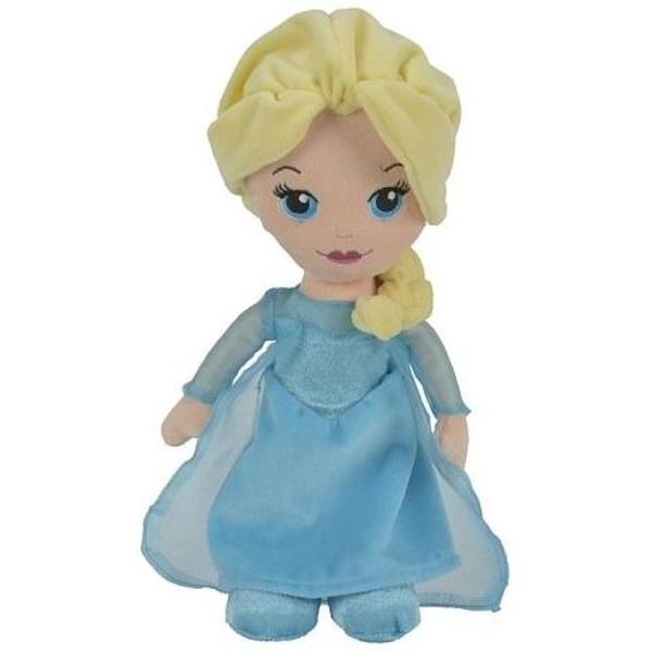 Simba - Disney Die Eiskönigin: Plüschfigur Süße Elsa, ca. 25 cm