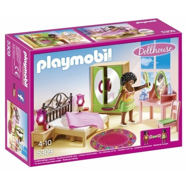 PLAYMOBIL - 5309 Schlafzimmer mit Schminktischchen