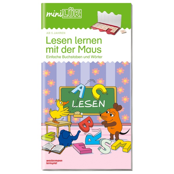 miniLÜK - Lesen lernen mit der Maus