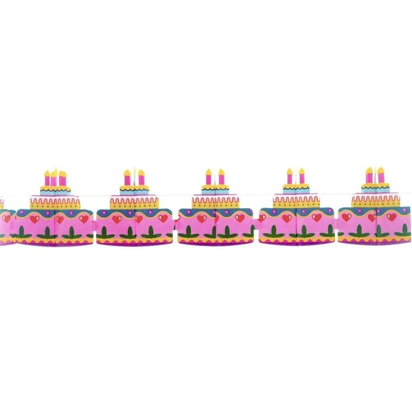 Riethmüller - Girlande Torte