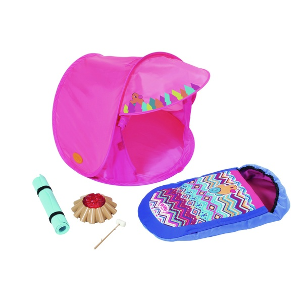 BABY born - Play & Fun Camping-Set