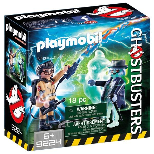 PLAYMOBIL - 9224 Sprengler und Geist