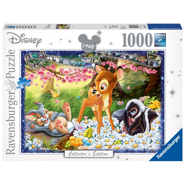 Ravensburger - Puzzle: Bambi, 1000 Teile