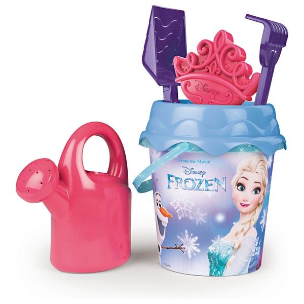 Disney Die Eiskönigin - Eimergarnitur + Gießkanne