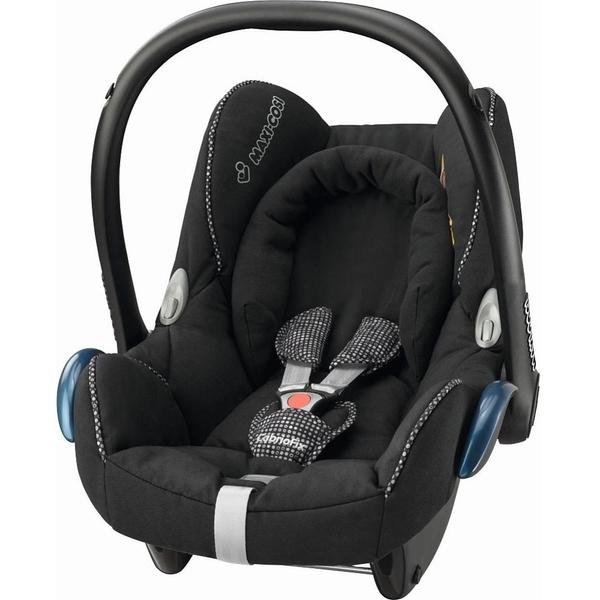 Maxi-Cosi - Babyschale CabrioFix, Digital Black