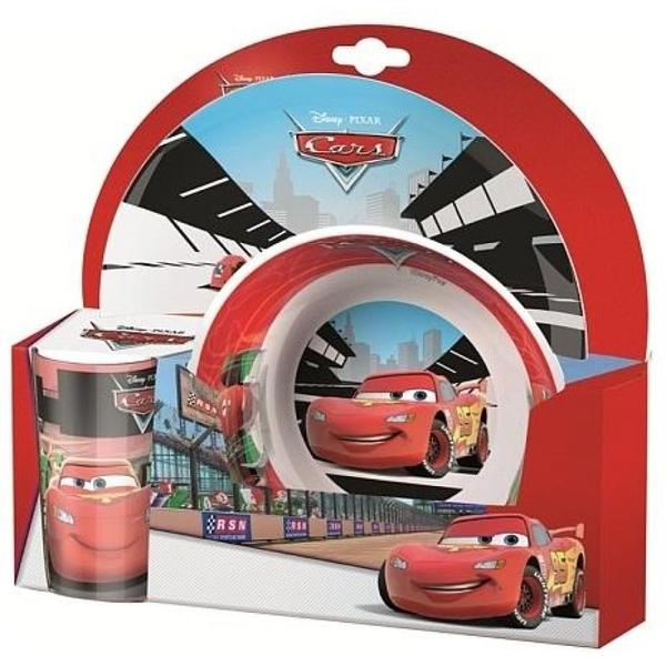 88676e24999 Disney Cars - Melaminset 3-tlg. - Geschenksets Deutschland