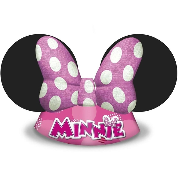 Minnie Mouse - Happy Helpers: 6 Partyhüte