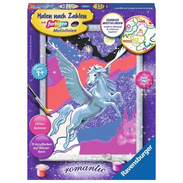 Ravensburger - Malen nach Zahlen: Stolzer Pegasus
