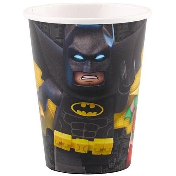 Lego Batman - 8 Becher