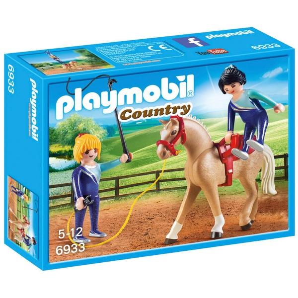 PLAYMOBIL - 6933 Voltigier-Training