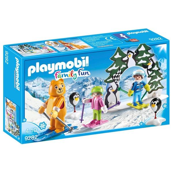 PLAYMOBIL - 9282 Skischule