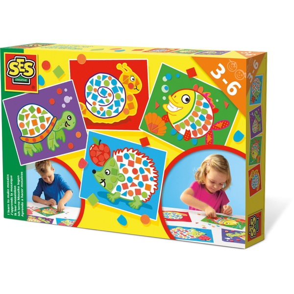 SES - Ich lerne Mosaike legen