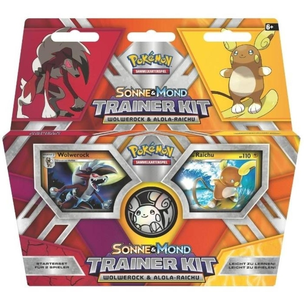 Pokémon - Sonne & Mond Trainer Kit 10