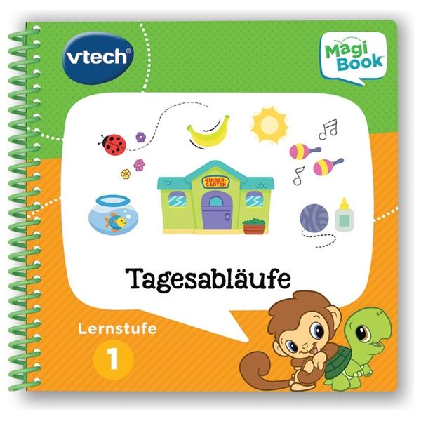 VTech - MagiBook: Tagesabläufe (Lernstufe 1)