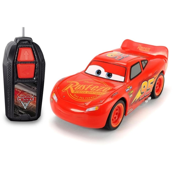 Disney Cars 3 Rc Single Drive Lightning Mcqueen Ferngesteuerte