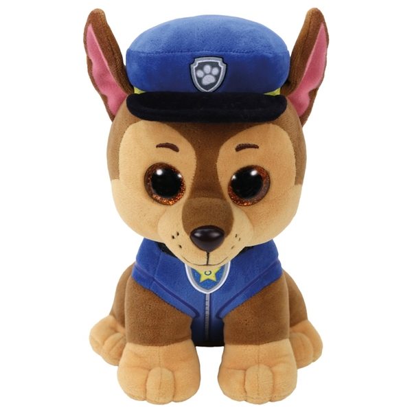 Beanie Boos - Paw Patrol: Chase, ca. 24 cm