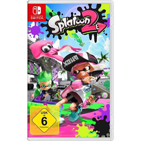 Nintendo - Switch: Splatoon 2
