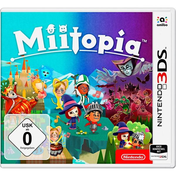 3DS - Miitopia