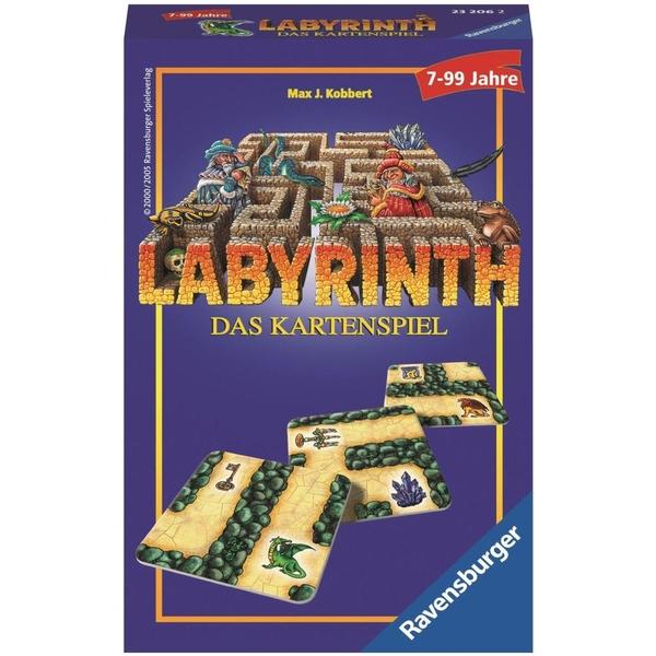 Ravensburger - Labyrinth, das Kartenspiel