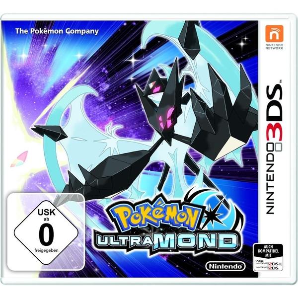 3DS - Pokémon Ultramond