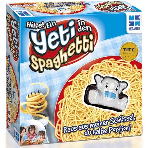 Hutter - Hilfe! Ein Yeti in den Spaghetti