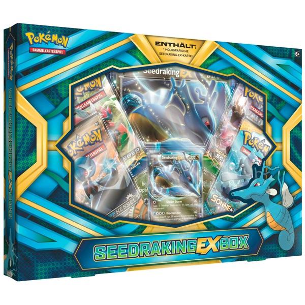 Pokémon - Seedraking-EX Box