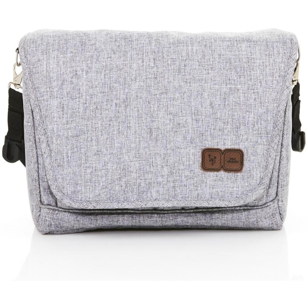 ABC Design - Wickeltasche Fashion, Graphite Grey (Design 2018)