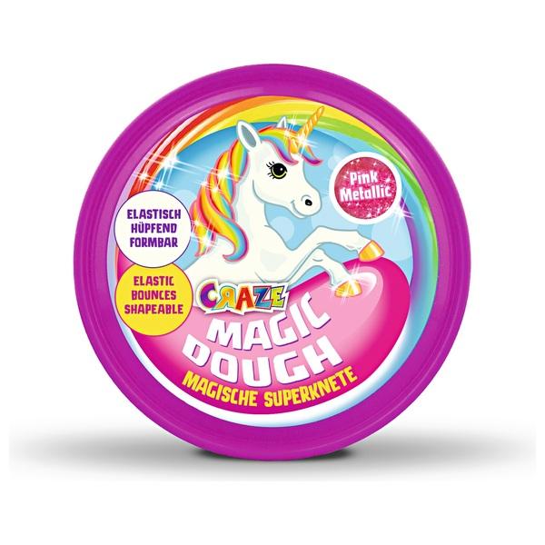 Craze - Magic Dough Intelligente Superknete: Einhorn