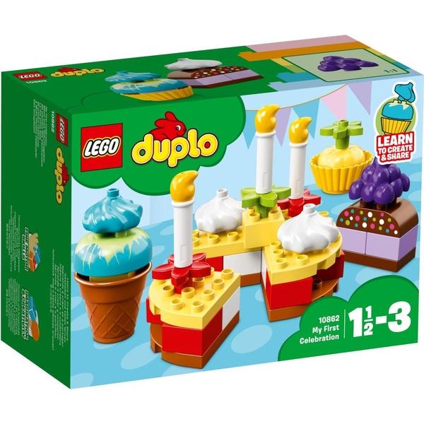 LEGO DUPLO - 10862 Meine erste Geburtstagsfeier